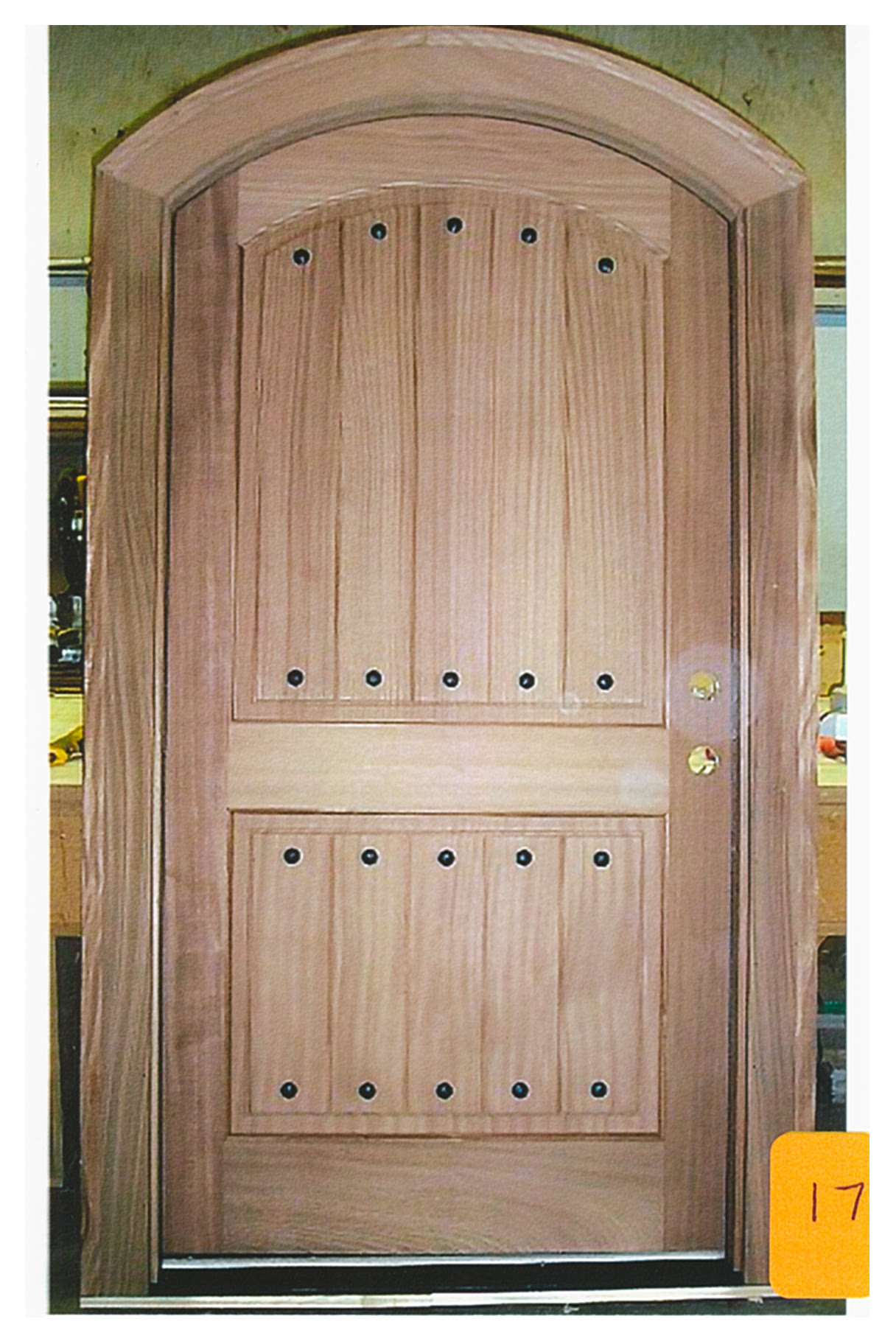 Wood Front Doors And Entry Packages Custom Designed And Made