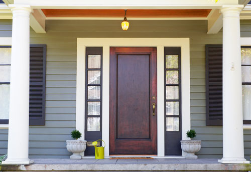 Design Your Own Front Door with Precision Millworks