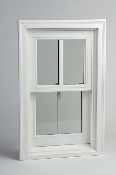 No Rot Double Hung Windows by Precision Millworks