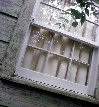 Replace rotten windows